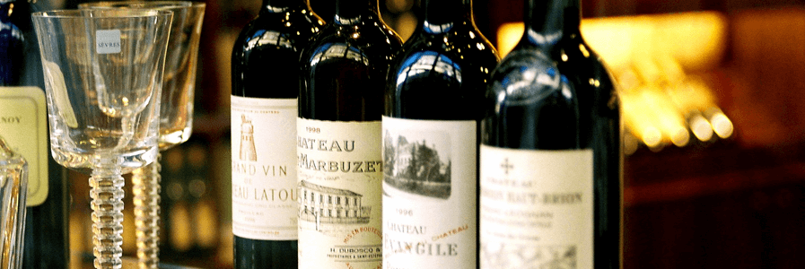 Bordeaux Collector Wines