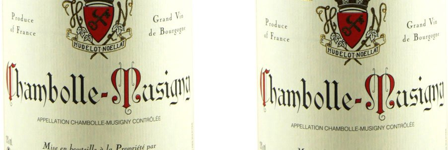 Chambolle Musigny Wines