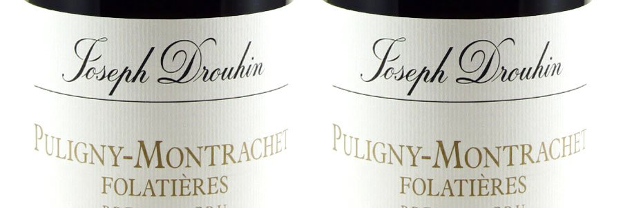 Puligny Montrachet Wines