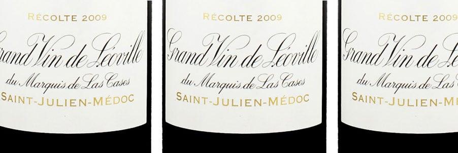 Saint Julien Wines