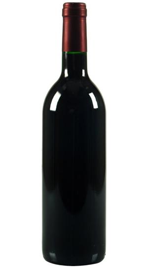 Beringer Merlot Bancroft Vineyard Howell Mtn