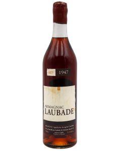 1947 chateau de laubade armagnac Brandy