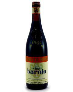 1964 giacomo conterno barolo Barolo