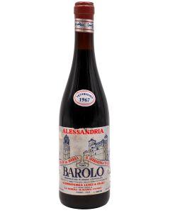 1967 alessandria luigi barolo Barolo