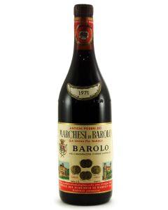 1971 marchesi di barolo barolo Barolo
