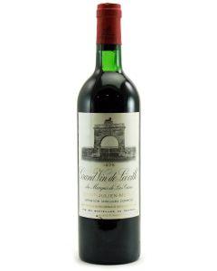 1975 leoville las cases Bordeaux Red