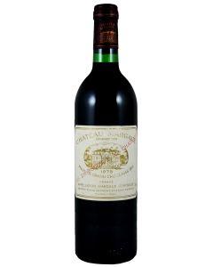 1978 margaux Bordeaux Red