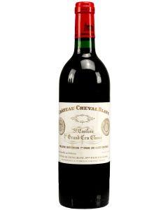 1979 cheval blanc Bordeaux Red
