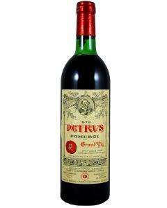 1979 petrus Bordeaux Red