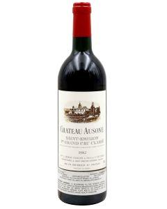 1982 ausone Bordeaux Red