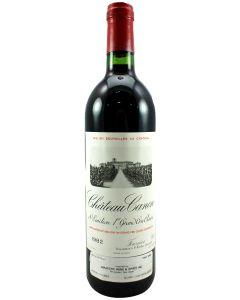 1982 canon Bordeaux Red