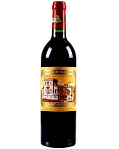 1982 ducru beaucaillou Bordeaux Red