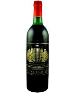 1982 palmer Bordeaux Red