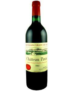 1982 pavie Bordeaux Red