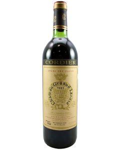 1983 gruaud larose Bordeaux Red