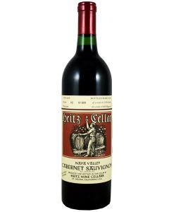 1983 heitz cabernet sauvignon bella oaks California Red