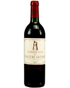 1983 latour Bordeaux Red