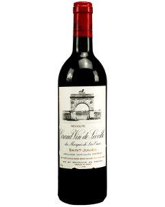 1983 leoville las cases Bordeaux Red