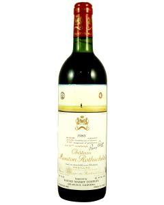 1983 mouton rothschild Bordeaux Red