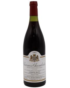 1985 joseph roty charmes chambertin tres vv Burgundy Red