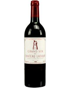 1985 latour Bordeaux Red