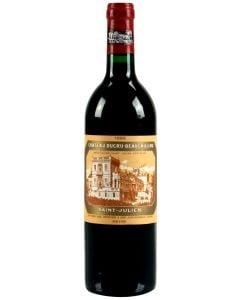 1986 ducru beaucaillou Bordeaux Red