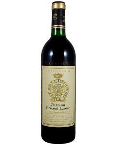 1986 gruaud larose Bordeaux Red
