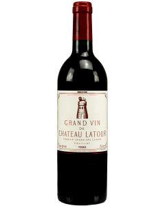 1986 latour Bordeaux Red