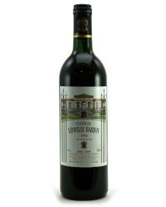1986 leoville barton Bordeaux Red