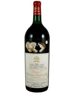 1986 mouton rothschild Bordeaux Red