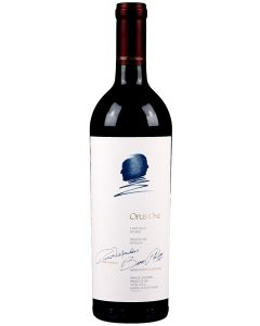 1987 opus one California Red