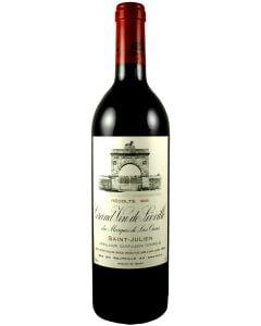 1988 leoville las cases Bordeaux Red