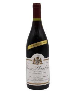 1989 joseph roty charmes chambertin tres vv Burgundy Red