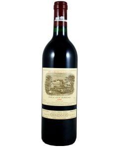 1989 lafite rothschild Bordeaux Red