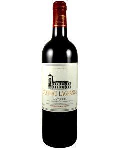 1989 lagrange Bordeaux Red