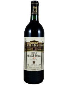 1989 leoville barton Bordeaux Red