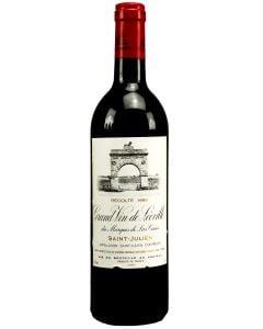 1989 leoville las cases Bordeaux Red