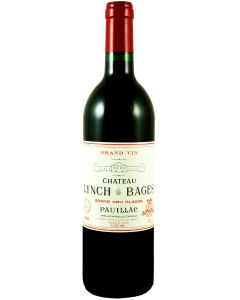 1989 lynch bages Bordeaux Red