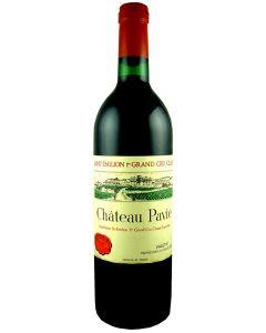 1989 pavie Bordeaux Red