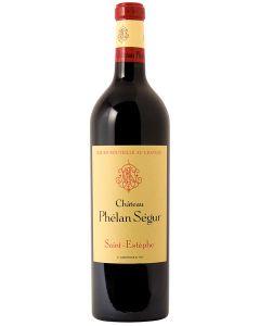 1989 phelan segur Bordeaux Red
