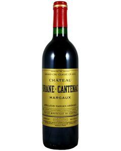 1990 brane cantenac Bordeaux Red