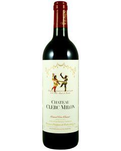 1990 clerc milon Bordeaux Red