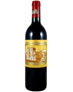 1990 ducru beaucaillou Bordeaux Red