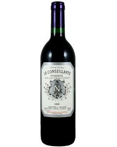 1990 la conseillante Bordeaux Red