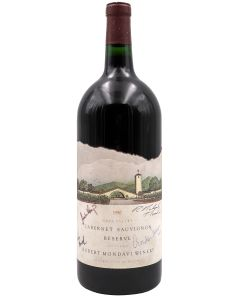 1990 mondavi reserve cabernet sauvignon California Red