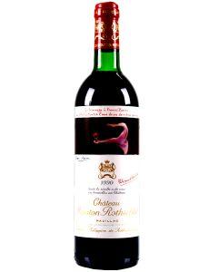 1990 mouton rothschild Bordeaux Red