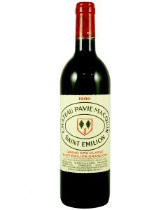 1990 pavie macquin Bordeaux Red