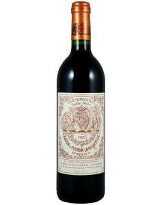 1990 pichon baron Bordeaux Red