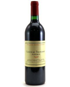 1990 trotanoy Bordeaux Red