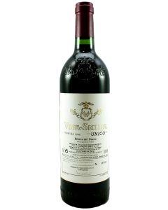 1990 vega sicilia unico Spain Red
